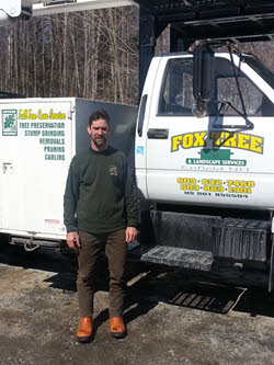 Dana Fox of Fox Tree and Landscape Services